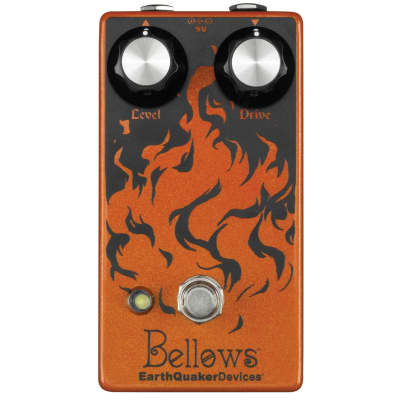 Earthquaker Devices Bellows Fuzz Driver for sale