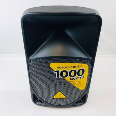 """Behringer Euro live B112D 1000 Watt 12"""" Powered Speaker"""