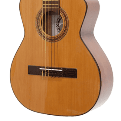 Paracho Elite Guitars Requinto Del Rio Solid Cedar Top for sale