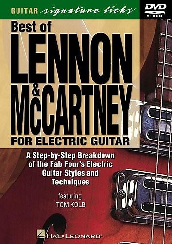 guitar signature licks best of lennon mccartney for reverb. Black Bedroom Furniture Sets. Home Design Ideas