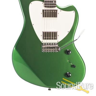 Kauer Guitars Arcturus Emerald Green Electric Guitar for sale