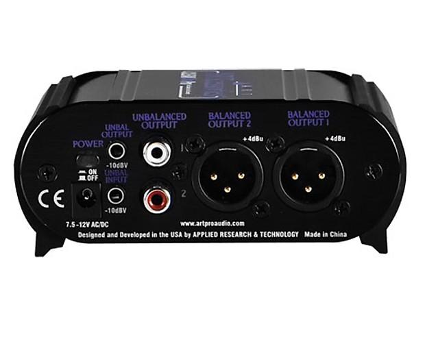 Art Line Level Converter : Art clean box pro stereo converter direct b.stock reverb