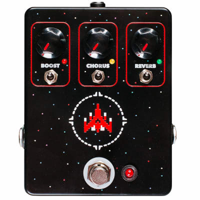 JHS Space Commander Volume / Chorus / Reverb Pedal for sale