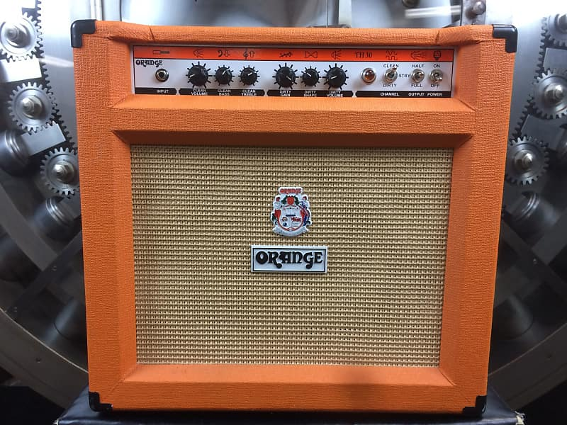 "Orange TH30C 30-watt 1x12"" Combo Amp image"