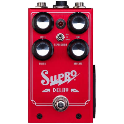 Supro Analog Delay Pedal