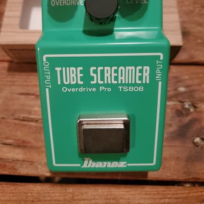 Ibanez TS808 Vintage Tube Screamer Reissue  Green