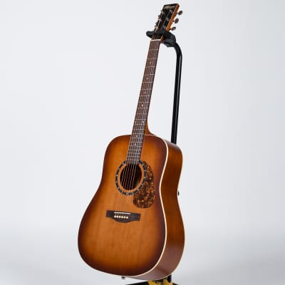 Norman B18 Cedar Protege Acoustic Guitar with Pickup - Tobacco Burst for sale