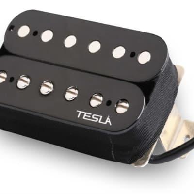 Tesla VR-NITRO Humbucker Guitar Pickup - Neck / Black
