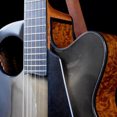 The Pale Rider Dreadnaught/Archtop  Ribbecke@Healdsburg Guitars for sale