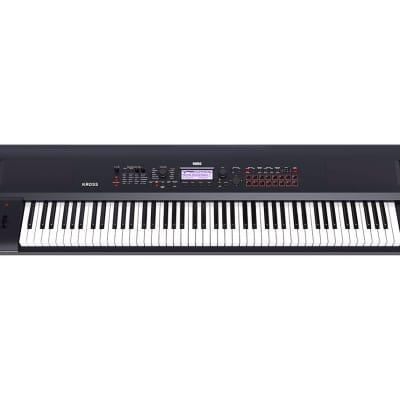 Korg Kross 2 88-Key Synthesizer Used