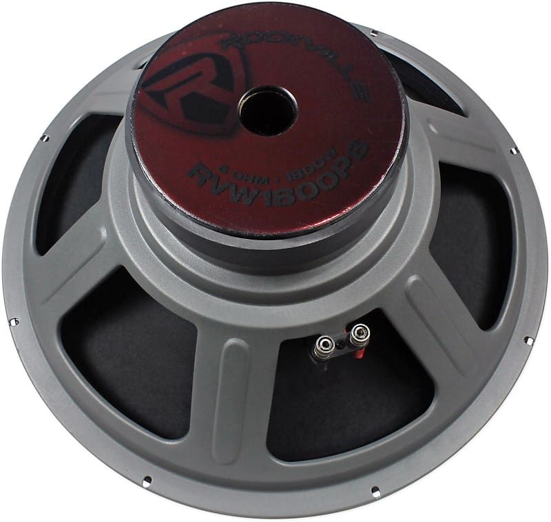 Rockville 18 Quot Replacement Sub Driver For Mackie S518s Reverb