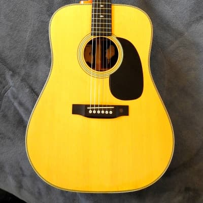 Nagoya 6 String Acoustic D-28 1980 wood for sale