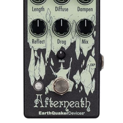 Earthquaker Devices Afterneath V3 Enhanced Otherworldly Reverberator for sale