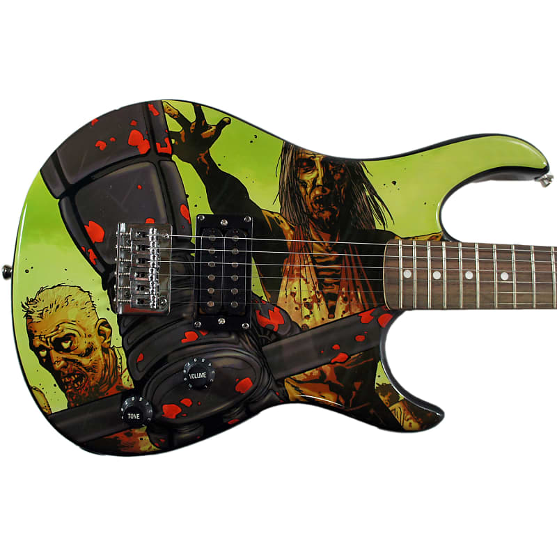 Peavey Rockmaster Full Size The Walking Dead Riot 26 Electric Guitar New