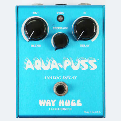 Way Huge AP1 Aqua Puss Analog Delay