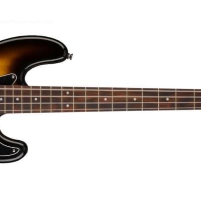 New Squier® Affinity Series Precision Bass® PJ Pack Brown Sunburst