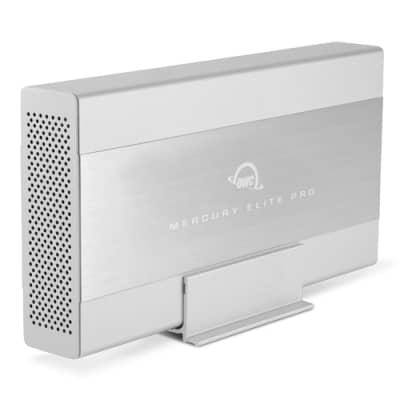 OWC Mercury Elite Pro 8.0 TB 7200 RPM eSATA FireWire 800 USB 3.1 Gen 1 Storage Solution