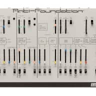 Korg Arp Odyssey Module Rev1 with Free Accessory White