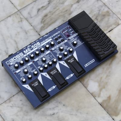 Boss ME-50B Bass Multiple Effects (2005) for sale