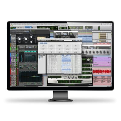 Avid Pro Tools 128 Voice Pack 1-Year Subscription