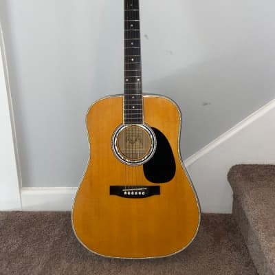 Esteban American Legacy AL-100 Acoustic Electric Guitar for sale