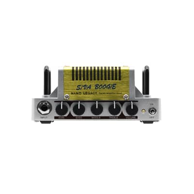 Hotone Nano Legacy Series Siva Boogie Guitar Amplifier Head [NLA-10] for sale