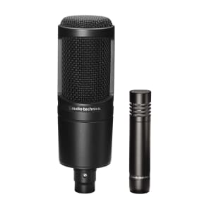 Audio-Technica AT2041SP AT2020 and AT2021 Studio Mic Package