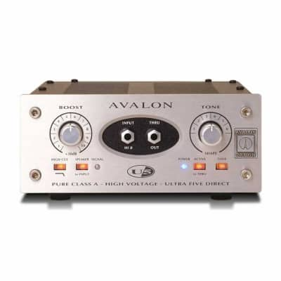 Avalon U5 Direct Box & Instrument Preamplifier