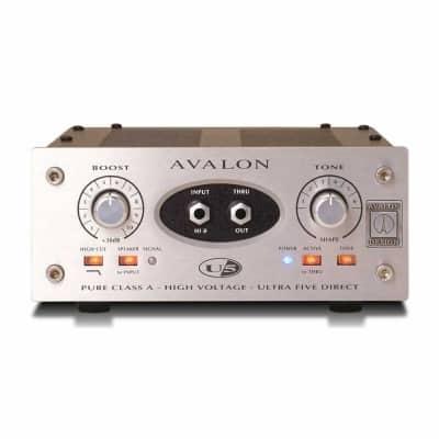 Avalon U5 Direct Box & Instrument Preamplifier