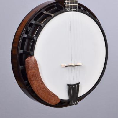 Nechville Midnight Phantom Resonator Banjo (#2899) for sale