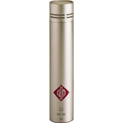 Neumann KM 184 Small Diaphragm Cardioid Condenser Microphone
