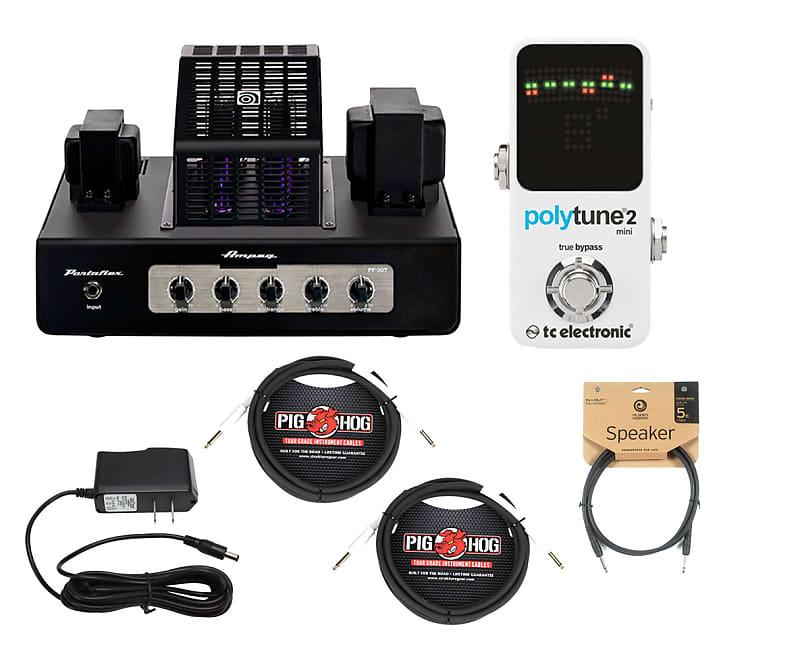 ampeg pf 20t tc electronic polytune mini 2 power supply reverb. Black Bedroom Furniture Sets. Home Design Ideas
