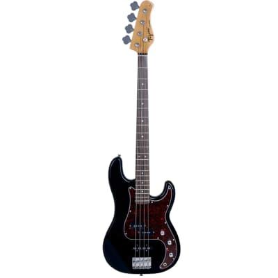 Tagima TW-65 4-String Bass Guitar, Poplar Body, Black for sale