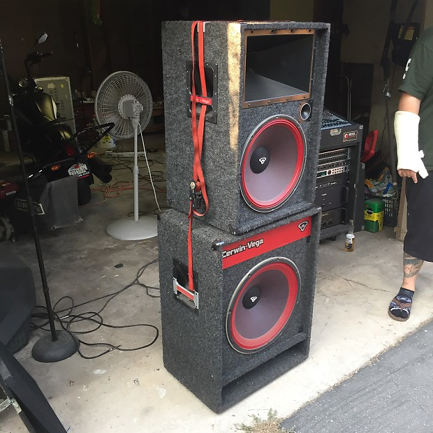 Dannys Auto Parts >> Cerwin Vega , Carvin Pa , Speakers , Mixer , Amp | Reverb