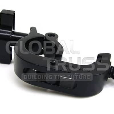 Global Truss  Trigger Clamp Black