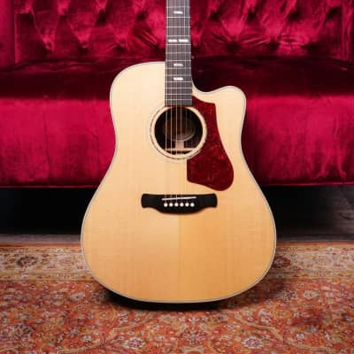 Gibson Acoustic 2018 Hummingbird Rosewood Avant Guarde Acoustic Electric Guitar Natural for sale