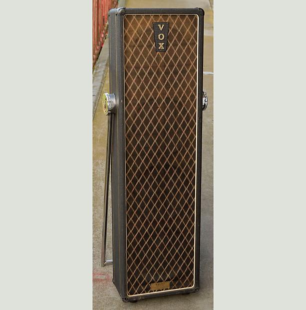 Vox Ls 40 Pa Column 4x10 Cabinet 1964 Reverb
