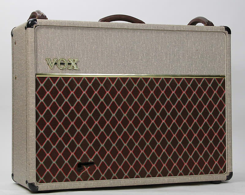 Vox Ac30tb 30th Anniversary Top Boost Limited Edition Reverb