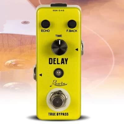 Rowin LEF-314 Delay