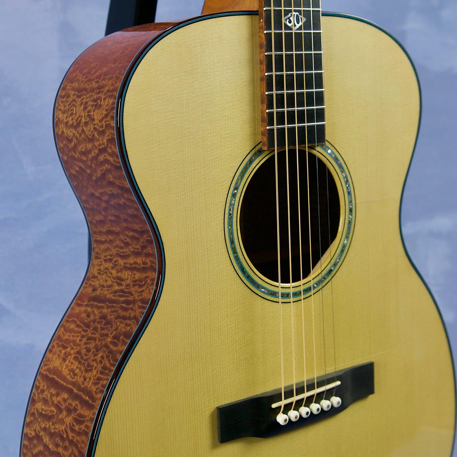 Morgan Guitars 30th Anniversary OM Special #5/5 2015