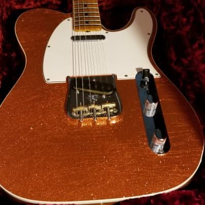 Fender Custom Shop Postmodern Telecaster Journeyman Relic