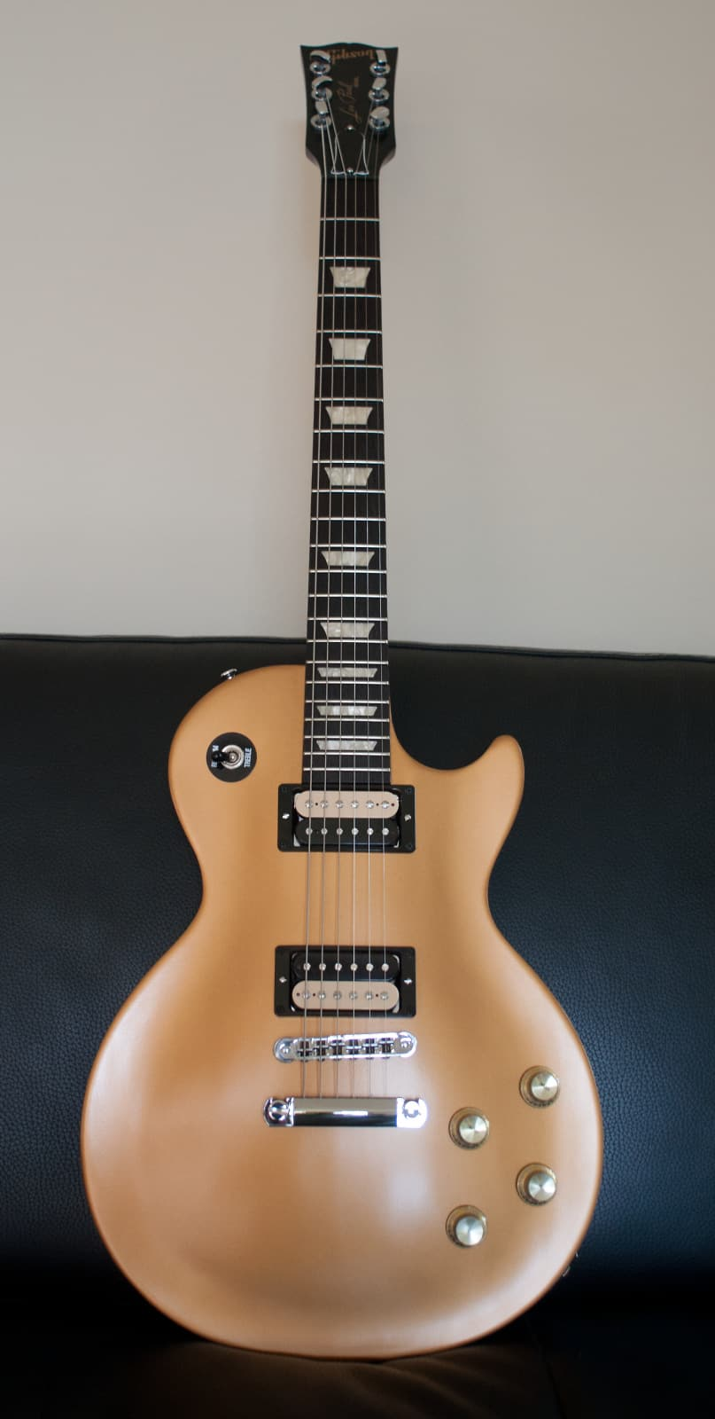 Auto Body Shops >> Gibson Les Paul 2013 Gold Top | To_Much_Gear Depot | Reverb
