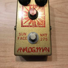 Analogman Sunface NKT275 white dot