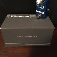 """MINT"" Wampler Mini Ego Compressor W/FREE SHIPPING!!!!"