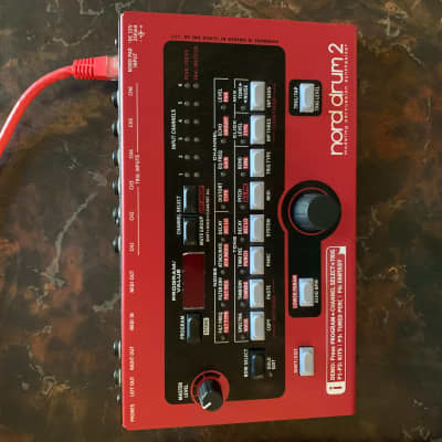Nord Drum 2 & Nord Pad