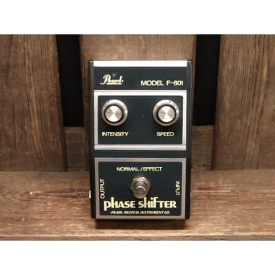 Pearl F-601 Phase Shifter (s/n 508470 made in Japan) for sale