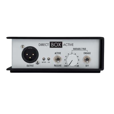 Warm Audio WA-DI-A Warm Audio Wa-Di-A Active Direct Box