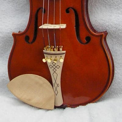 4/4 Baroque-Fittings Violin or Fiddle