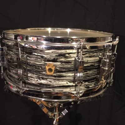 WFL Black Oyster Jazz Festival Snare drum