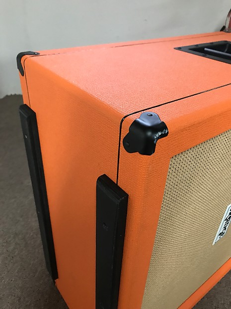 Orange amps ppc412hp 400w 4x12 stereo guitar cabinet for Motor city guitar waterford